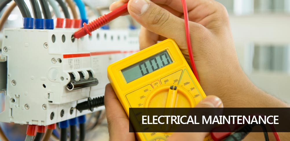 ELECTRICAL-MAINTENANCE